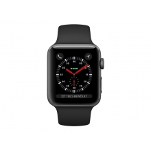 Apple Watch Series 3 (GPS + Cellular) 42mm space grey aluminium