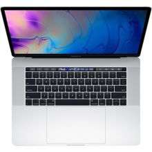 "Apple 15.4"" MacBook Pro with Touch Bar (i7 9th Gen/16GB/256GB SSD/Radeon Pro 555X 4GB) (Mid 2019, Silver)"