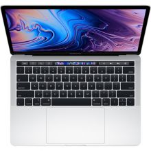 "Apple 13.3"" MacBook Pro with Touch Bar (8th Gen i5/8GB/512GB SSD) (Mid 2019, Silver)"