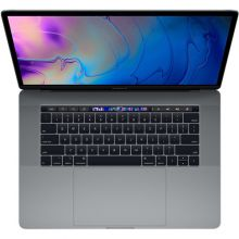 "Apple 15.4"" MacBook Pro with Touch Bar (i7 9th Gen/16GB/256GB SSD/Radeon Pro 555X 4GB) (Mid 2019, Space Gray)"