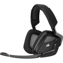 CORSAIR VOID PRO RGB Wireless Gaming Headset  (7.1, Carbon Black)