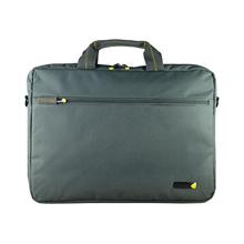 "Tech air notebook carrying shoulder bag 17.3"", Grey"