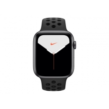 Apple Watch Nike Series 5 (GPS+Cellular) 44mm Space Gray Aluminium with anthracite/black Nike Sport Band (32GB)
