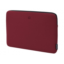 "DICOTA Skin BASE Laptop Sleeve 13"" - 14.1"", Red"