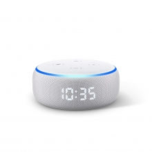 All new Amazon Echo Dot (3rd Gen) Sandstone