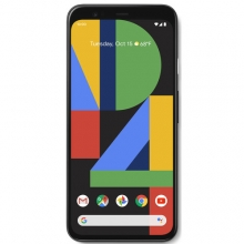 Google Pixel 4 64GB Smartphone (Clearly White)