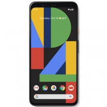 Google Pixel 4 XL 128GB Smartphone (Clearly White)