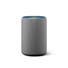 Amazon Echo 3rd Generation (Heather Gray)