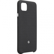 Google Fabric Case for Pixel 4XL (Just Black)