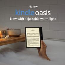 """Amazon Kindle Oasis E-reader 2019 (32GB) 7"""" 300ppi Graphite"""