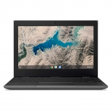 "Lenovo 100e Chromebook 2nd Gen(MT8173C/16GB eMMC) Chrome 11.6"" HD"