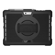 UAG Rugged Case for Microsoft Surface Go w/ Handstrap - Outback Black