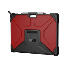 UAG Rugged Case for Microsoft Surface Pro X - Metropolis Magma