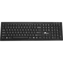 Xcellon KW-A300B Wireless Aluminum Keyboard