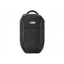 UAG Rugged Laptop Backpack 24-Liter - Pack Series Black Midnight Camo