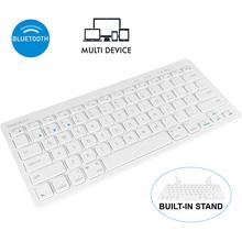 Macally Compact Wireless Multi-device Keyboard