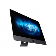 "Apple iMac Pro 27"" with Retina 5K Display (Xeon W/32GB/1TB SSD/Radeon Pro Vega 56 8GB) OS Catalina 10.15 (Mid 2020)"