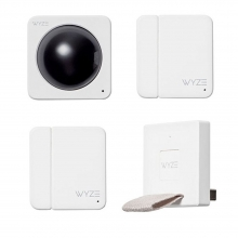 Wyze Sense Starter Kit (2x Contact Sensors, 1x Motion Sensor, 1x Bridge)
