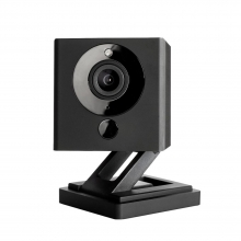 Wyze Cam 1080p HD Indoor Wireless Smart Home Camera with Night Vision (Black, WYZEC2BK)