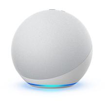 Amazon  Echo (4th Gen) έξυπνο ηχείο/ voice assistant (Glacier White)
