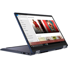 "Lenovo Yoga 6 2-in-1 (Ryzen 5-4650U/8GB/256GB SSD) Win 10, 13.3"" FHD Touch (Abyss Blue, Fabric Cover)"