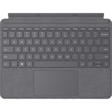 Microsoft Surface Go/Go2 Signature Type Cover (Platinum)