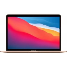 """Apple MacBook Air 13.3"""" with touch ID (M1 7-core/8GB/256GB SSD) macOS Big Sur 11.0 (Late 2020, Gold)"""