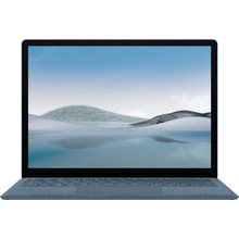 "Microsoft Surface Laptop 4 (i5-11385G7/8GB/512GB SSD) Win 10, 13.5"" 2256 x 1504 PixelSense Touch (Ice Blue, Alcantara)"