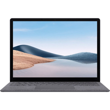 "Microsoft Surface Laptop 4 (i5-11385G7/8GB/512GB SSD) Win 10, 13.5"" 2256 x 1504 PixelSense Touch (Platinum, Alcantara)"
