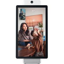 "Facebook Portal Plus Smart Display 15.6"" για Βιντεοκλήσεις (Alexa Built-In, White)"