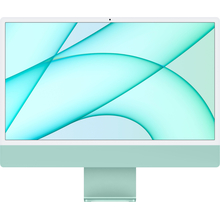 "Apple iMac 24"" with 4.5K Display (M1 8-core CPU/8-coreGPU/8GB/512GB SSD) Mac Os Big Sur (Mid 2021, Green)"