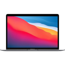 """Apple MacBook Air 13.3"""" with touch ID (M1/ 7-core GPU/8GB/256GB SSD) macOS Big Sur 11.0 (Late 2020, Space Grey, GR layout)"""