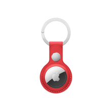 Apple AirTag key ring (PRODUCT) RED