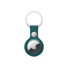 Apple AirTag key ring (Forest green)