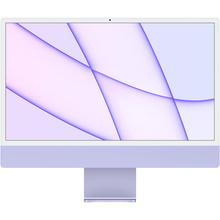"Apple iMac 24"" with 4.5K Display (M1 8-core CPU/8-coreGPU/8GB/512GB SSD) Mac Os Big Sur (Mid 2021, Purple)"