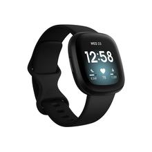 FITBIT Versa 3 Έξυπνο Ρολόι / Μαύρο