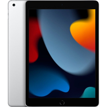 """Apple iPad 10.2"""" (9th Gen.) 64GB Wifi (Silver, Late 2021)"""