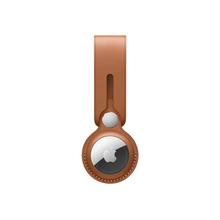 Apple airTag Loop (Saddle brown)