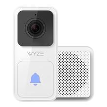 Wyze Video Doorbell Ενσύρματο Έξυπνο Κουδούνι 1080p HD Video (Περιλαμβάνει ηχείο)