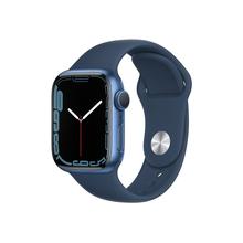 Apple Watch Series 7 (GPS) Aluminium 41mm (abyss blue)