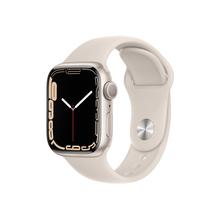 Apple Watch Series 7 (GPS) Aluminium 41mm (starlight)