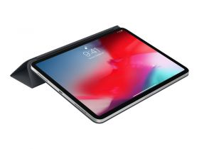 Apple Smart Flip Cover for iPad Pro 11 (Late 2018), Charcoal Grey