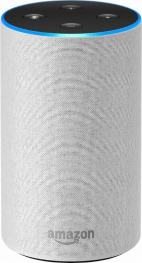 Amazon Echo 2nd Generation (Sandstone Fabric)