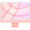 "Apple iMac 24"" with 4.5K Display (M1 8-core CPU/7-coreGPU/8GB/512GB SSD) Mac Os Big Sur (Mid 2021, Pink)"